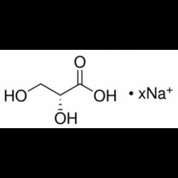 Натриевая соль D-глицериновой кислоты 95,0% (ТСХ) Sigma 61786