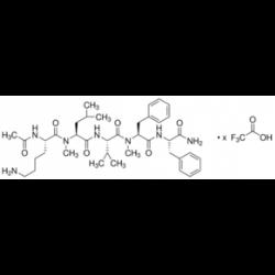 Ac-Lys- (Me) Leu-Val- (Me) Phe-Phe-NH2трифторацетатная соль 95% (ВЭЖХ) Sigma A9229