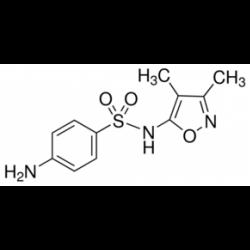 Sulfизоксазол, 99%, Acros Organics, 25г