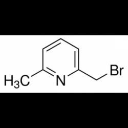 2-бромметил-6-метилпиридина, 97%, Alfa Aesar, 250 мг