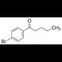 4'-Бромовалерофенон, 98%, Alfa Aesar, 100 г