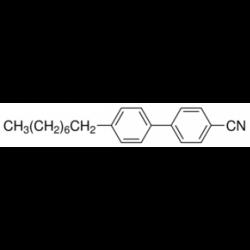 4'-н-Октилбифенил-4-карбонитрил, 99%, Alfa Aesar, 1 г