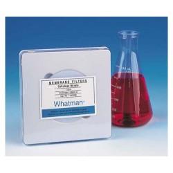 7184-004 Мембранный фильтр, нитратная целлюлоза, WCN, диаметр 47 мм, поры 0.45 мкм, 100 шт/упак
