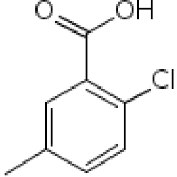 2-хлор-5-метилбензойная кислота, 98%, Acros Organics, 5г
