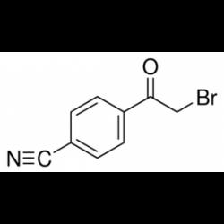 4 - (Бромацетил) бензонитрил, 97%, Alfa Aesar, 5 г