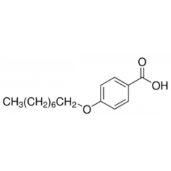 4-н-октилоксибензойная кислота, 98%, Alfa Aesar, 10 г
