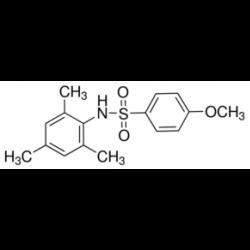 4-Метокси-N- (2,4,6-триметилфенил) бензолсульфонамид, 97%, Alfa Aesar, 1г