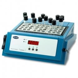 Блочный нагреватель Stuart SBH200D/3, 3 блока, цифровое управление, 200°C (Артикул 36610-23)