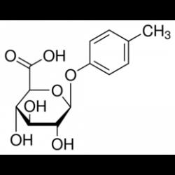 п-Толиββ D-глюкуронид 97% (ТСХ), белый порошок Sigma T1073