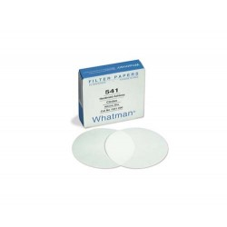 1541-320 Фильтровальная бумага Grade 541, диаметр 320 мм, 100 шт/упак