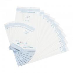 Пакет для стерилизации бумажный термосвариваемый Винар СтериТ 180х95х400 мм 100 шт